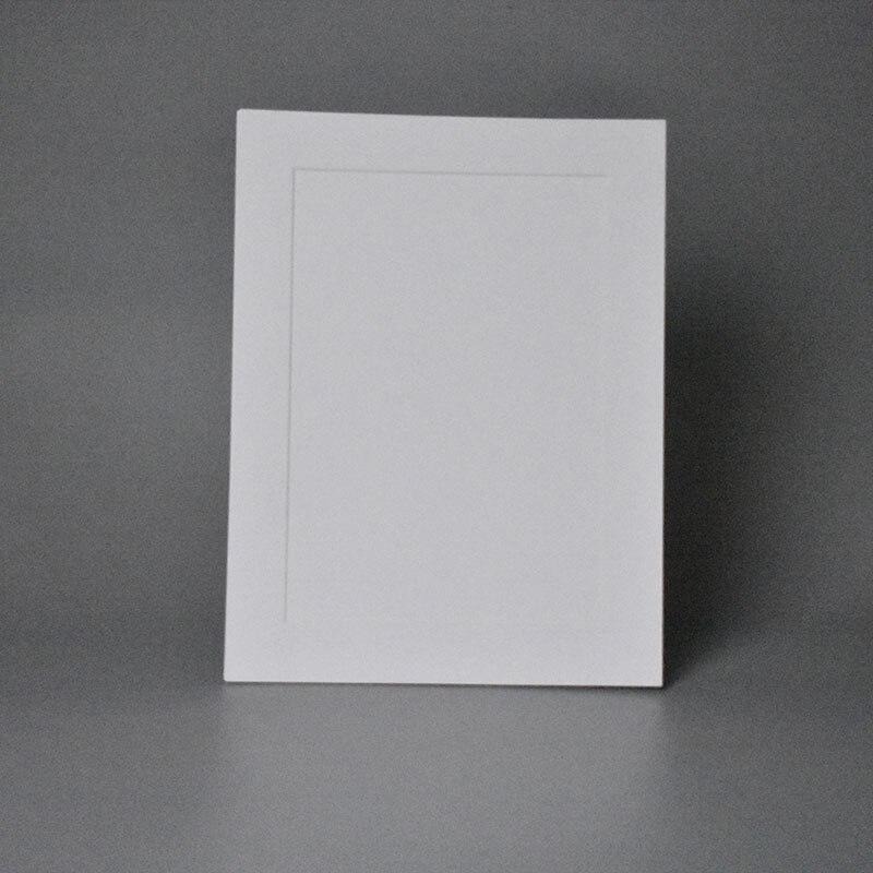 45 Degree Bevel Cut Photo Frame Acid Free Cardboard Photo Mats for ...