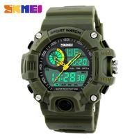 Men S Watch SKMEI Brand Digital Quartz Watch Men Outdoor Waterproof Climbing Sports Military Watches