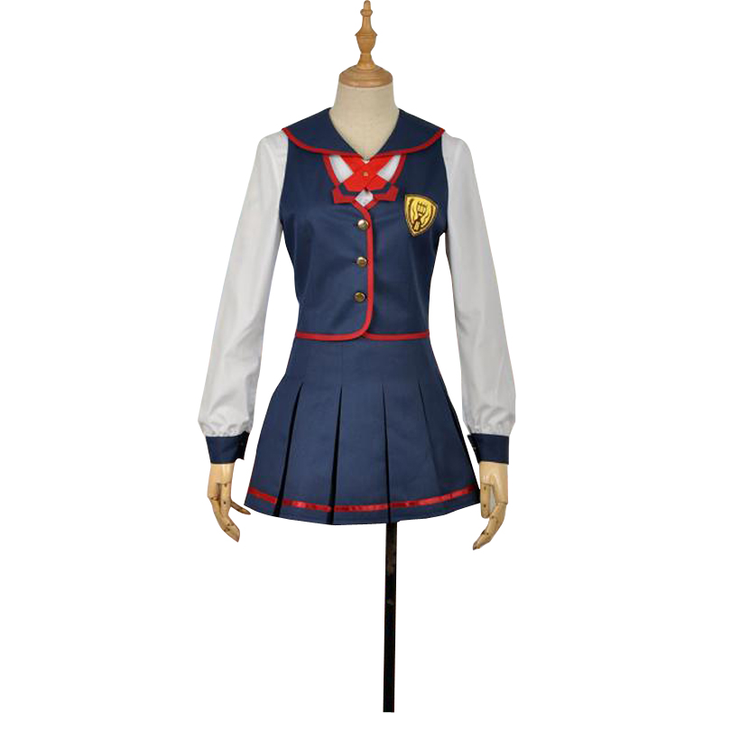 LoveLive Sunshine Saint Snow SeiiRa Kazuno Cosplay Costume Stage Performence Clothes Perfect Custom for You