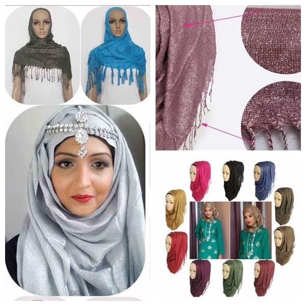 3aee43579 Scarf Free shipping Cotton viscose glitter fashion shawl cheap scarves  factory price retail wholesale Muslim Wrap
