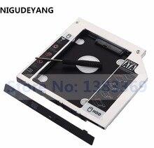 NIGUDEYANG 2nd жесткий диск HDD твердотельный диск Caddy для acer Aspire E15 E5-575G E14 E5-411G E5-771G E5-574 E5-574G E5-774G E5-772G GUE1N