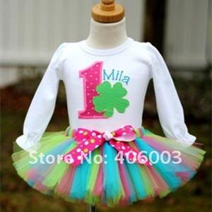 Nuevo invierno del bebé muchachas de partido de navidad tutu falda de baile para niñas falda de la enagua envío gratis