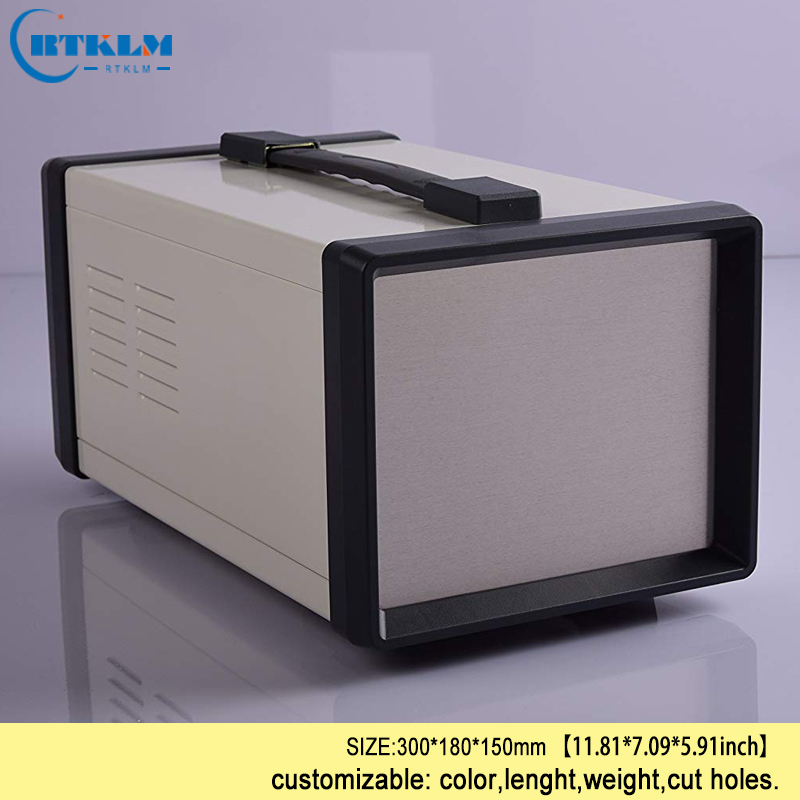 IP54 Iron box for electronic project 300*180*150mm diy instrument case plastic electric box  iron junction box distribution boxIP54 Iron box for electronic project 300*180*150mm diy instrument case plastic electric box  iron junction box distribution box