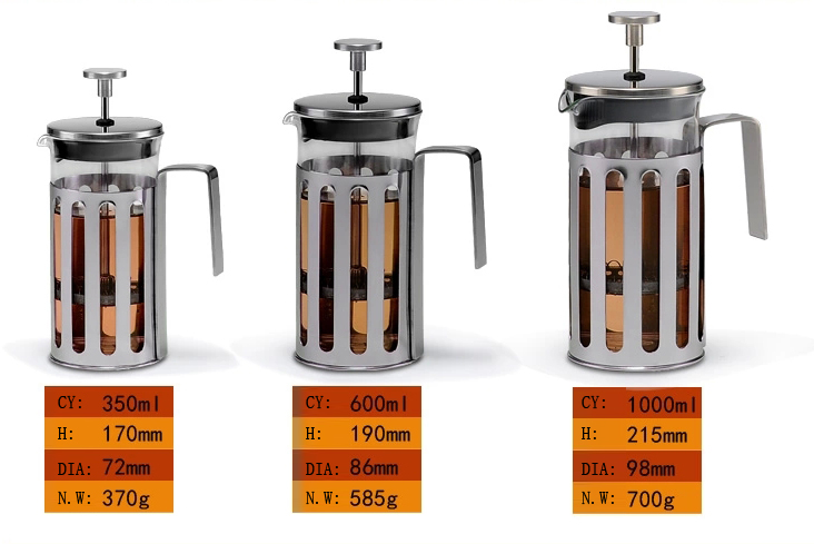 barware supplies 28 images tabletop bar st augustine  : YOYO Bar Supplies High grade Stainless steel Teapot Glass pressure pot Filter press Tea infuser Coffee from 35.193.58.199 size 732 x 489 jpeg 176kB