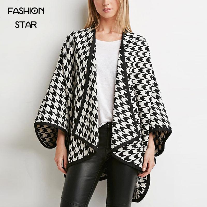 Fashion Star New Arrival Designer Batwing Sleeve Asymmetrical Women s Kimono Jacket Vogue Korean Designer Overcoats