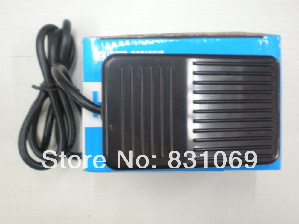 1piece/lot CFS-01 10A 250VAC Foot Switch Power Pedal FootSwitch 1NO 1NC Brand New 883 250 э 01 продам