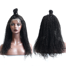 Brazilian Kinky Curly Full Lace Human Hair Wigs With Baby Hair 130% Density Pre Plucked Wig Remy Hair Venvee