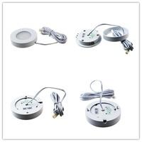 1pcs 12V High Quality 3W LED Under Cabinet Light Lamp Kitchen Night Light Ceiling Light Downlight