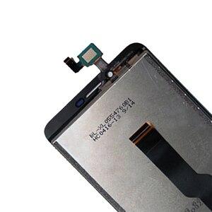 Image 4 - Oryginalny wyświetlacz do Doogee X60L LCD + wymiana ekranu dotykowego do Doogee x60l akcesoria do telefonu komórkowego darmowe narzędzie