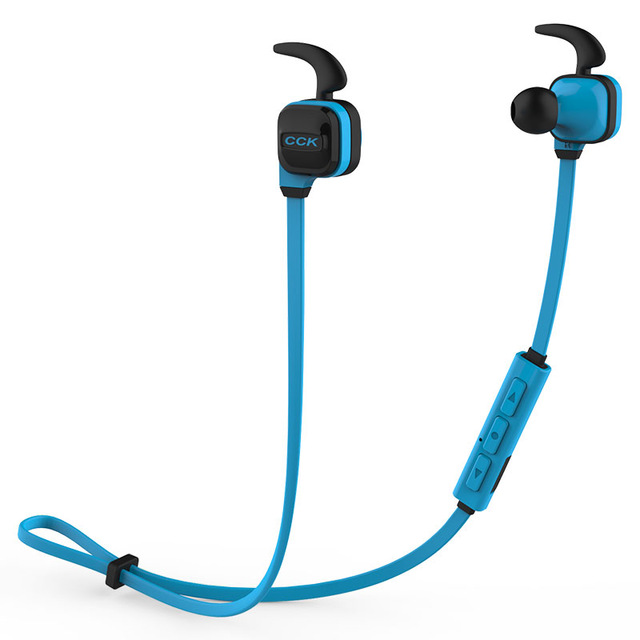 Bluedio New Brand CCK KS Wireless Stereo Sport Headsets Earbuds <font><b>Bluetooth</b></font> 4.1 MINI Blue Tooth Bass Earphones with Mic For iPhone