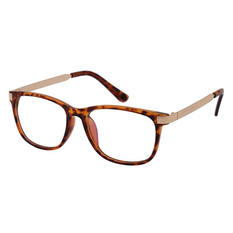 1x lente transparente marcos Gafas elegante Gafas para hombre de uso ...