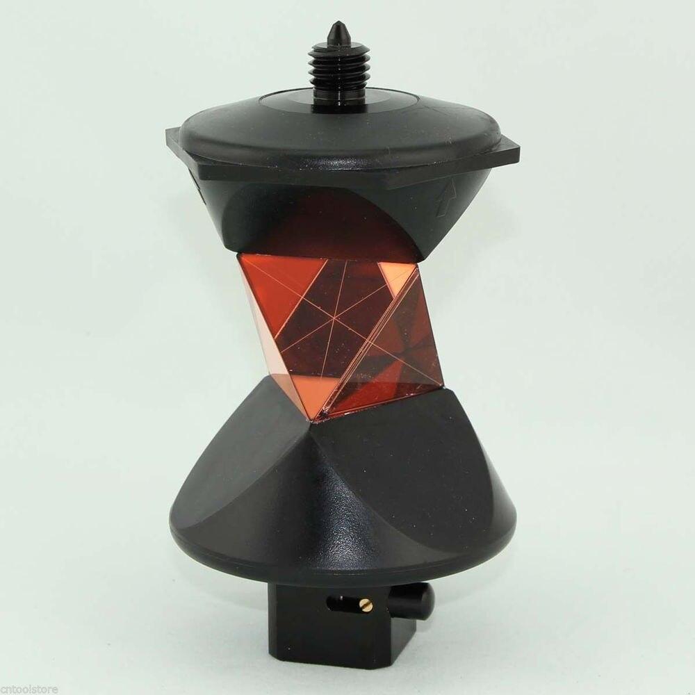 360 Graus Reflective Prism para Estação Total CPIII + 5/8x11 rosca no topo