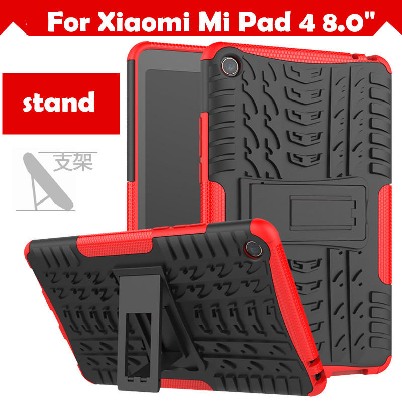 Stand cover Case For Xiaomi Mi Pad 4 MiPad 4 8.0