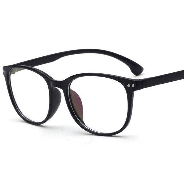 2018 Hot Optical Plain Mirror Full frame Student Eyeglasses Frames ...