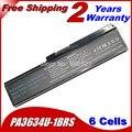 Аккумулятор PA3634U-1BAS PA3634U-1BRS PA3635U-1BAM PA3635U-1BRM PA3636U-1BRL PA3638U-1BAP PA3728U-1BRS для ноутбука Toshiba