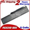 JIGU Laptop Battery PA3634U-1BAS PA3634U-1BRS PA3635U-1BAM PA3635U-1BRM PA3636U-1BRL PA3638U-1BAP PA3728U-1BRS For Toshiba