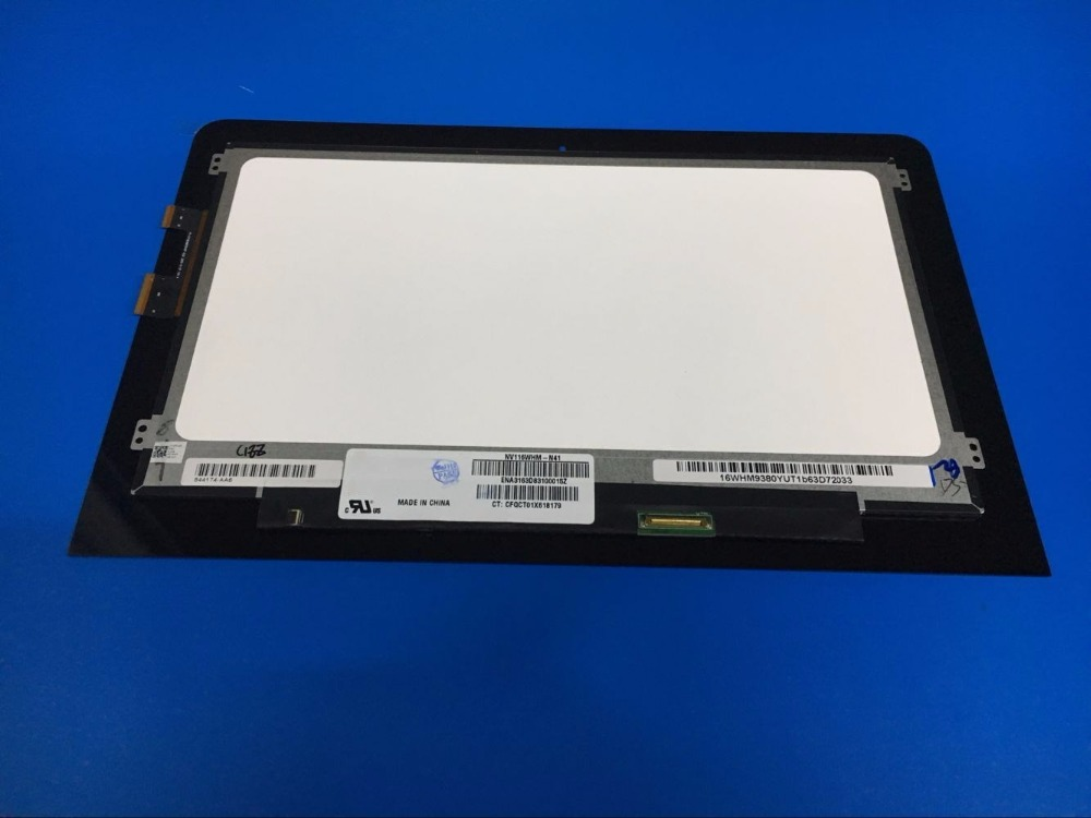 GrassRoot 11.6 inch LCD Touch Screen For HP Pavilion x360 11-U003NA M1-U Touch Screen LCD Display Digitizer Assembly lcd screen 11 6 inches lcd display for for hp pavilion dm1 3000 dm1 4010us 4341ea 1110ev dm1z 3115m