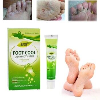 Natural Foot Care Cream Antibacterial Anti Itch Sweat Odor Feet Anti-fungi Cream thailand dermaheu tender foot cream foot care antibacterial anti chapping whitening nourishing anti aging anti crack 15g