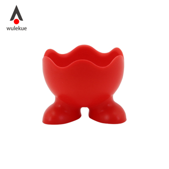 Wulekue Silicone Egg cup Holder Cooking Tools High temperature resistance Soft Boiled Eggs Home Gadgets Kitchen Accessories