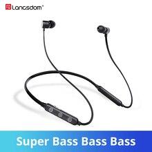 Langsdom BX9 12Hours Wireless Headphones IPX5 Waterproof Sports Blueto