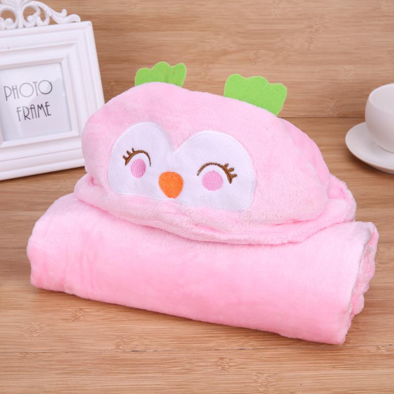 Grote baby badhanddoeken Wrap Cartoon dier Hooded Baby baby - Baby verzorging - Foto 4