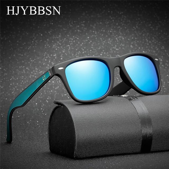 a4d3e5c6567e5 Polaroid óculos de sol Quadrado Unisex Famosa Marca Sunglases polarizada  óculos de Sol Do Vintage Óculos