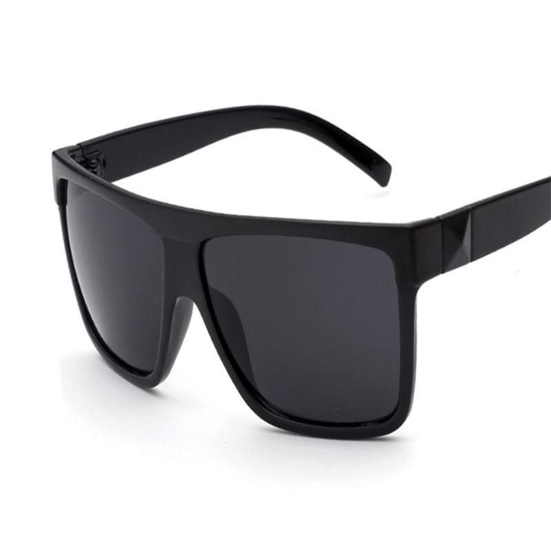 2016 Classic Retro Women & Men Sunglasses Big Box Frame Oversized ...