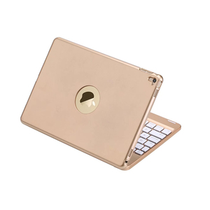 Image 5 - 7 Colors For IPAD MINI 1 2 3 4 Full Protective Cover Backlit Light Wireless Bluetooth Keyboard Case For iPad MINI Stand Fundas