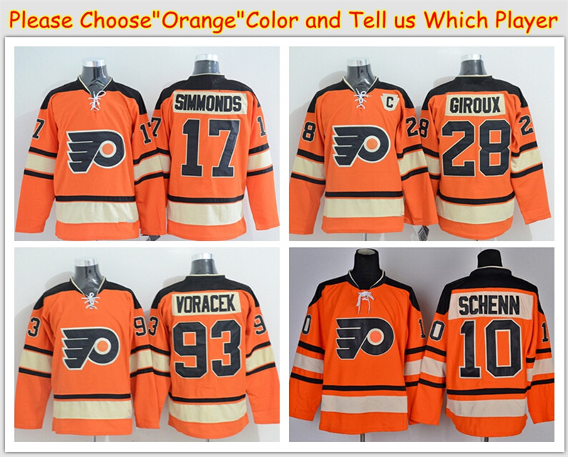 59be4d6ca Philadelphia Flyers Throwback Jerseys Hockey 10 Kris Versteeg 27 Maxime  Talbot 28 Claude ...
