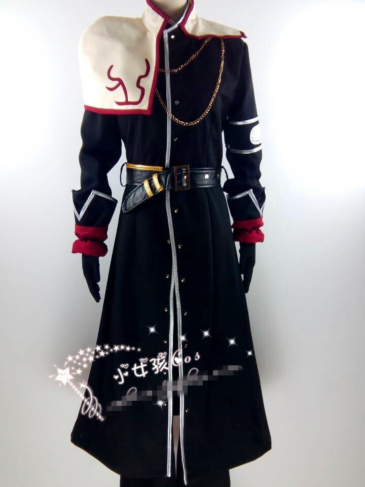 Game Anime Dungeon Fighter Online Dungeon & Fighter Party Uniform Cosplay Costume Any Size