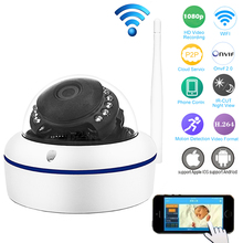 Full HD 1080P Wifi IP Digicam 2mp P2P IR Onvif Sensible Dome Community Dwelling Video Surveillance Safety Digicam Help iPhone Android
