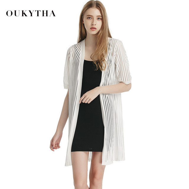 Oukytha 2017 Free Shipping Hollow Cardigan Sweater Sweater Coat ...