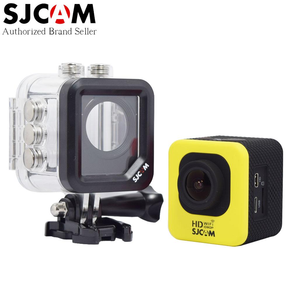 Original SJCAM M10 Wifi Novatek 96655 Al Aire Libre Del Deporte DV 1080 P Full H