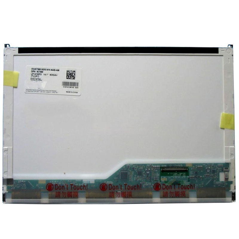 LTN141BT01 LP141WP2 TLA1 LP141WP2 TL A1 FOR DELL E6400 1435 notebook laptop lcd screen 50pins 1440