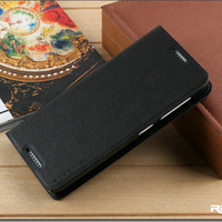 6Color Brand Leather Case Best Quality Fashion Cheap Flip Stents Phone Cover For HTC Desire 820