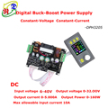Rd dph3205 buck-boost convertidor de voltaje constante de corriente programable fuente de alimentación de control de color digital lcd voltímetro 160 w
