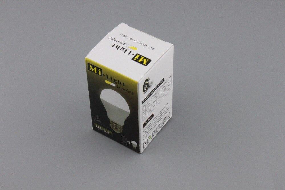 10 шт. светодиодный датчик движения PIR Сенсор светильник светодиодный лампы 7 Вт 9 Вт Авто Смарт светодиодный PIR инфракрасный корпус звука + св... - 3
