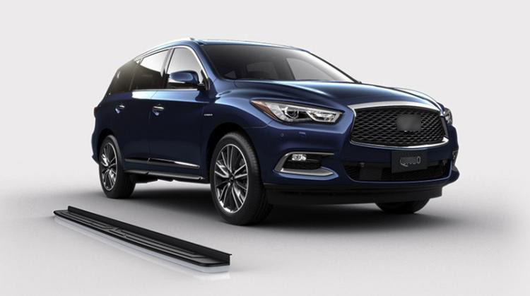 Oe Nerf Bar Running Board Side Step For Infiniti Qx60 Jx35 2017 2016 2018 Supplied By Iso9001 2008 Great Factory In Armrests From