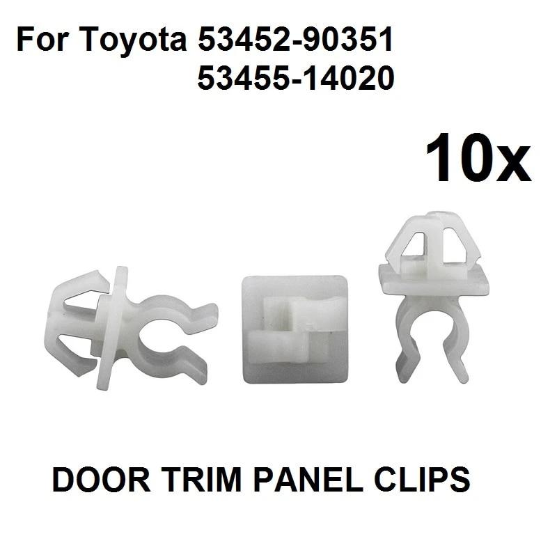 For Toyota Hilux Landcruiser Bonnet Rod Holder Retaining Support Grip Clamp Clip