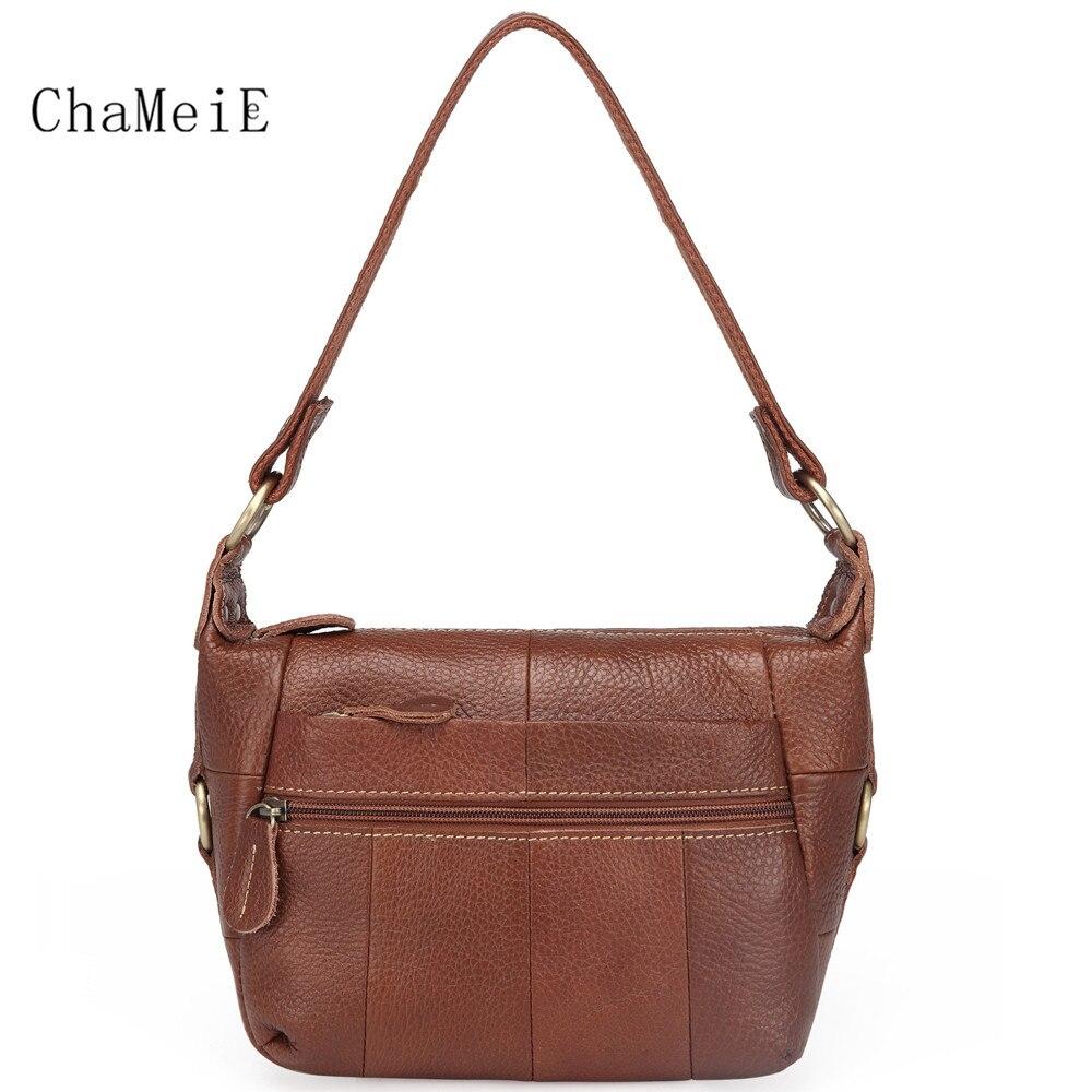New Arrival Women Saddle Bag Fashion Designer Women Handbag Zipper Real Leather Crossbody Bag Brand Messenger Bag