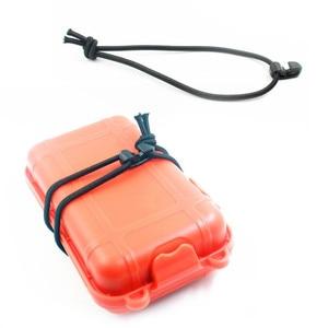 Image 1 - 2/3/5 個屋外ストラッププラスチックフックロープバックル弾性ロープコードバンジーとフックポータブルキャンプバックパックバッグバックル