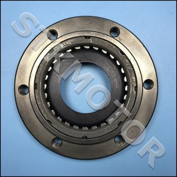 Sprzęgło jednokierunkowe sprzęgło rozruchowe LH700 sprzęgło rozruchowe LINHAI części silnika 700cc ATV UTV Quad części zamienne do silnika tanie i dobre opinie STKMOTOR 1inch CP-CL-054 Iron Clutch