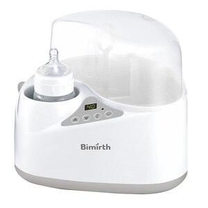 Image 3 - Bimirth Brand New 4 In 1 Multi Functionele Moedermelk Heater Flessenwarmer Borst Sterilisator Voedsel Stoom Verwarming elektrische