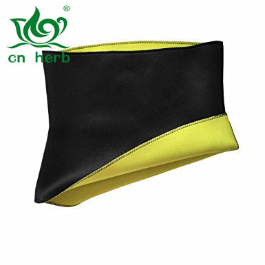 Cn Herb Hot Tummy Belt Waist Slimming Fitness Trimmer Girdle Sport Shirt Body Shaper Free Shipping