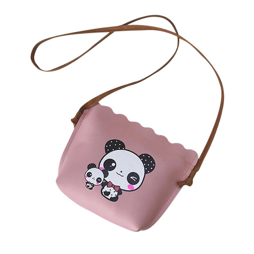Women's Fashion cartoon shoulder bag luxury handbags women bags designer Bucket Casual Print Crossbody bags for women 2018