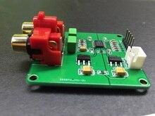 Assembly PCM5102A Decoding Module  32Bit 384K Raspberry Pi XMOS +5V DAC Board