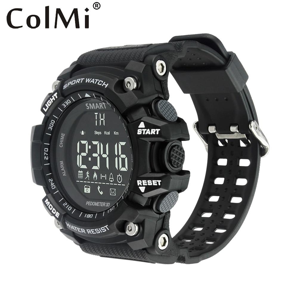 imágenes para Colmi deporte smart watch vs505 profesional resistente al agua 5atm pasómetro como pulsera inteligente ultra larga espera
