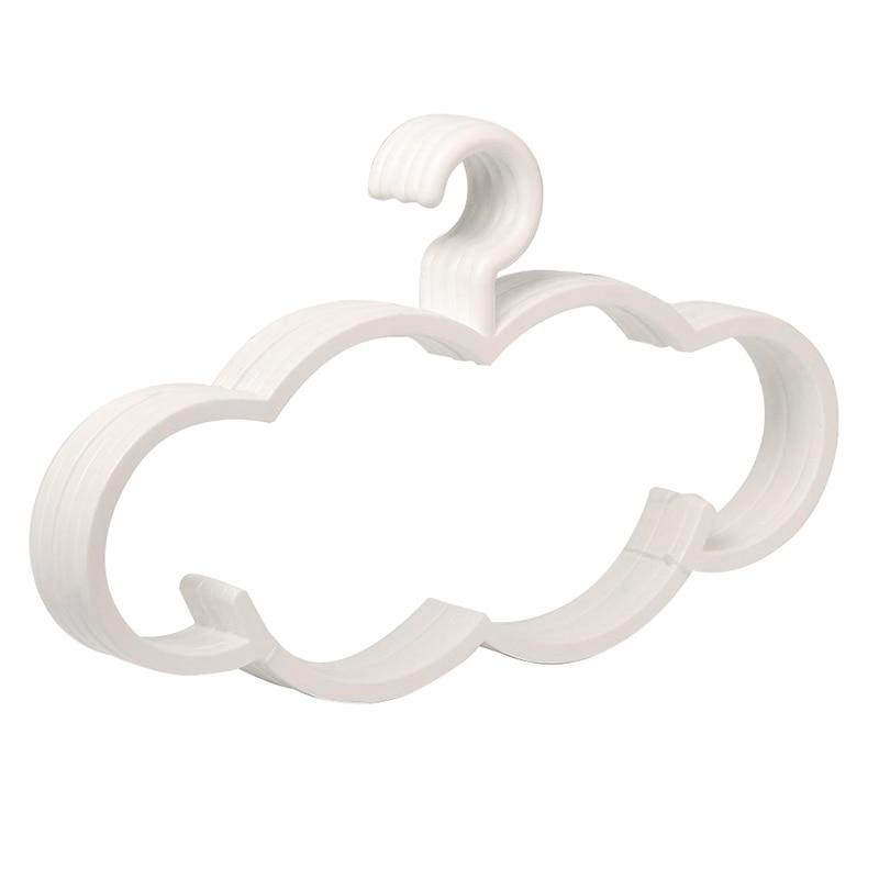 AIMA 5 PCS Premium Suit Hangers Cloud Shape Heavy Duty Non Slip Specially Designed for Large Clothes Coat Sweater Overcoat