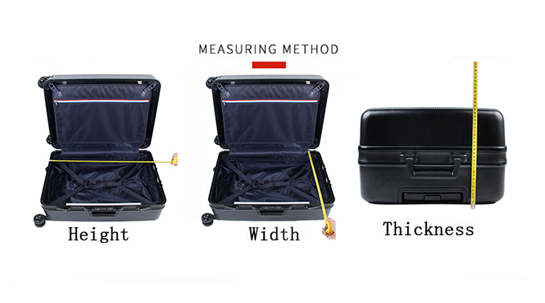 Thicker Travel Luggage Protective Cover Suitcase Case Travel Accessories Elastic Luggage Dust Cover Apply to 18''-32'' Suitcase 3