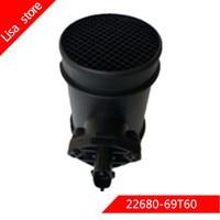 Air flow sensor For Nissan OEM:0281002466 22680 69T60